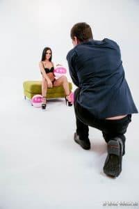 Lulu Gun heeft seks met de fotograaf