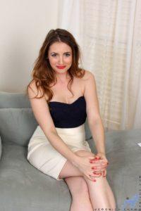 Veronica Shaw, lekkere mature milf