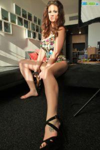 Lana Kendrick, een lekkere geile vrouw