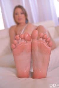 Speciaal voor de voetenliefhebber